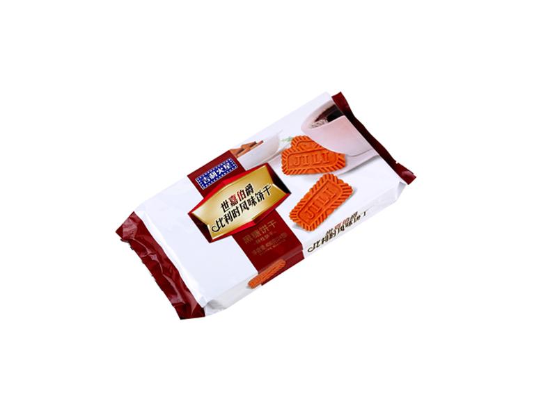 世嘉伯爵比利时风味黑糖饼干400g