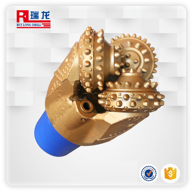 φ250.8-6 5-8REG(9 7-8 SGV535RF)三牙轮钻头 瑞龙钻具