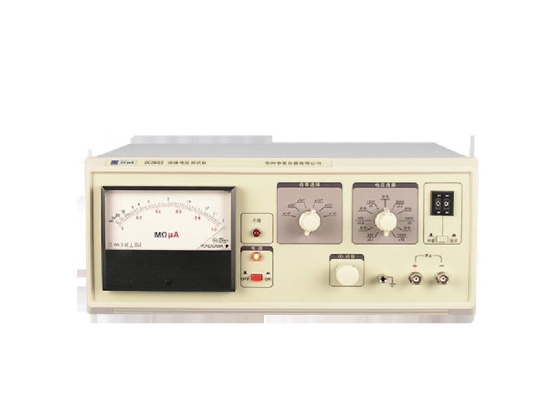 ZC2682绝缘电阻测试仪