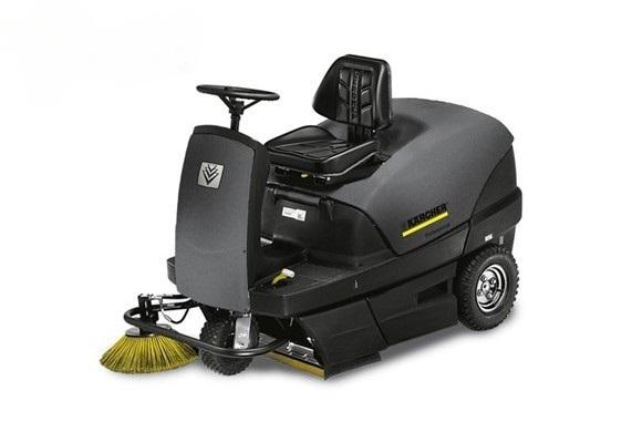 駕駛式掃地車/清掃車KM100/100RP karcher/凱馳