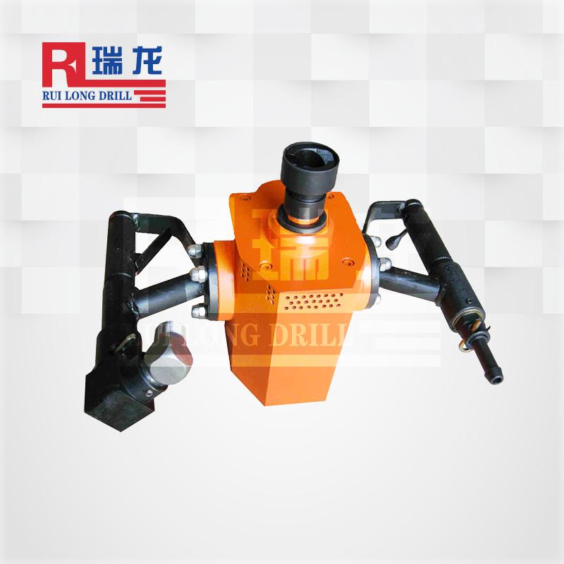 ZQSJ-50/1.6S手持式气动钻机 便携式钻机-瑞龙钻具