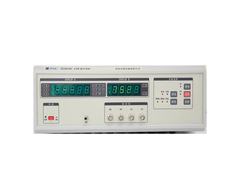ZC2811C/ZC2812C LCR数字电桥