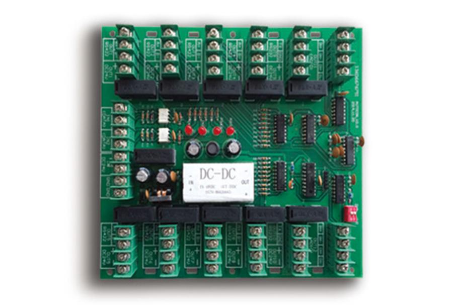 SY-8-AD10自動切換信號分配器