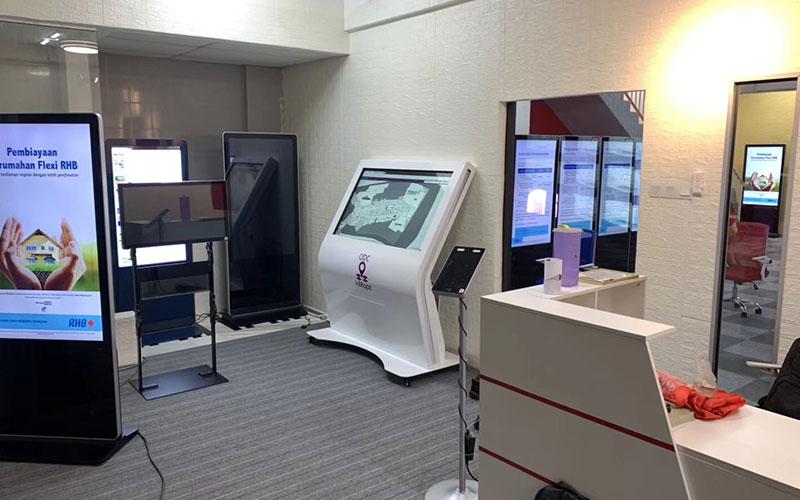 液晶廣告機在傳媒營銷行業的廣泛應用
