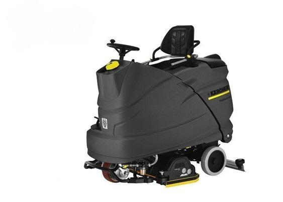 駕駛式洗地吸干車洗地車B140R 德國karcher/凱馳