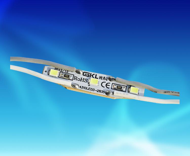 MFW037A,4310菱形2835裸板不防水模组,DC12V