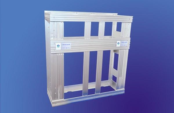 鋁合金H橋單元框架