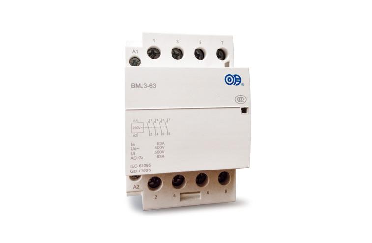 BMJ3 系列家用交流接触器