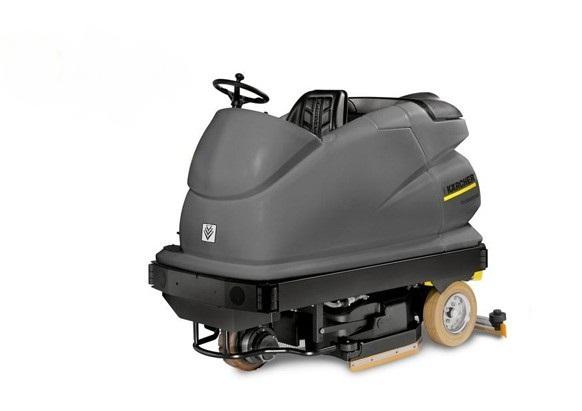 駕駛式洗地洗地吸干機BR100/250R KARCHER