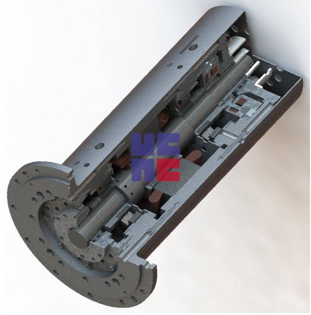 TYC 系列超高转速磁悬浮三相永磁同步电动机