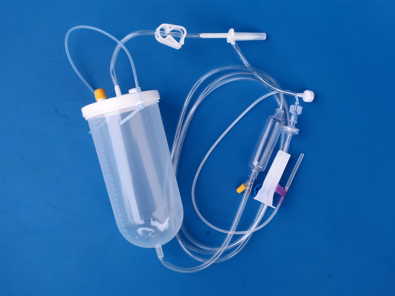 一次性使用吊瓶式輸液器