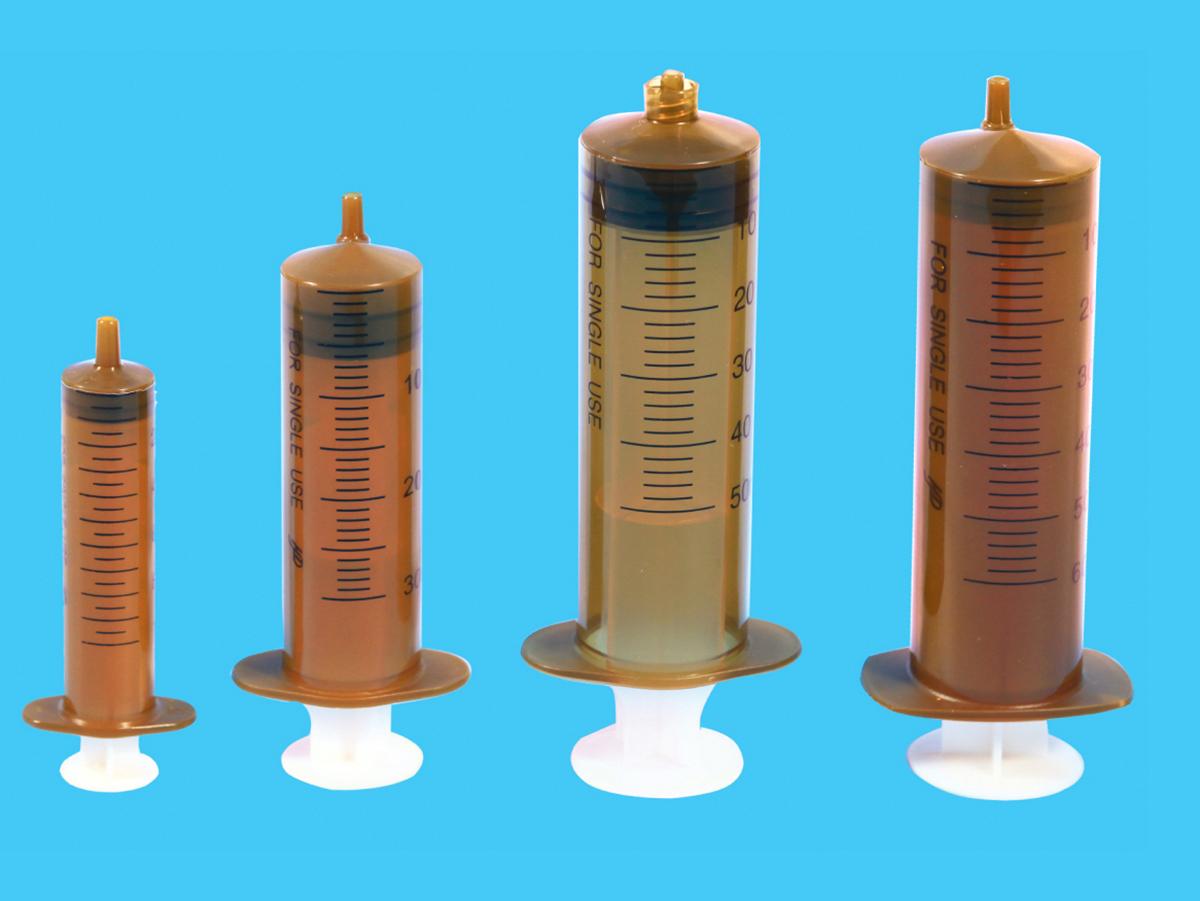 一次性使用避光配藥注射器 帶針