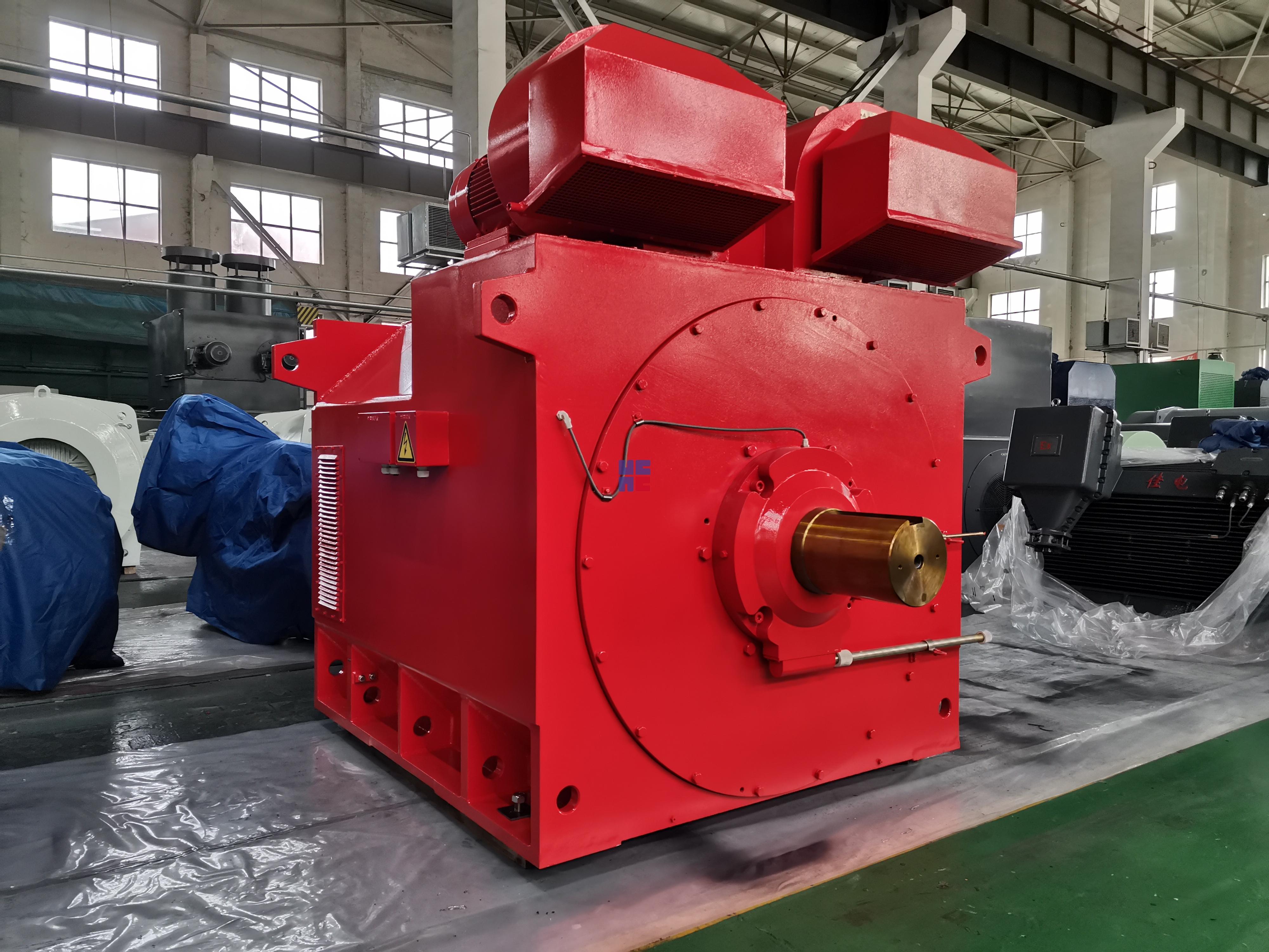 YPT系列压裂车用高压变频调速三相异步电动机(H500~H800)