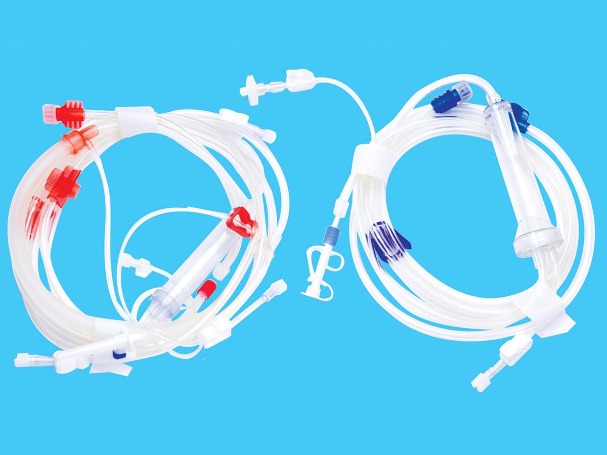 一次性使用體外循環血液透析管路