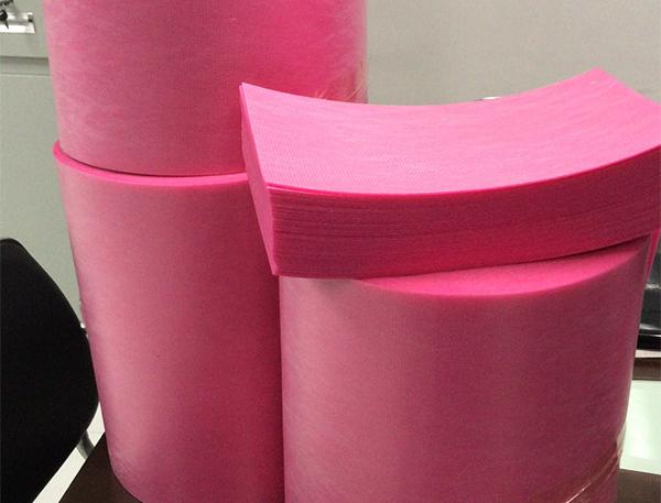 永防高密度珍珠棉Spacer(桃紅色)