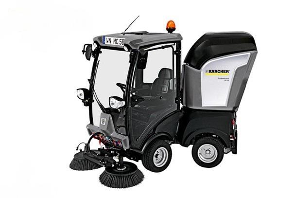 駕駛式清掃車/掃地車MC50Advanced karcher/凱馳