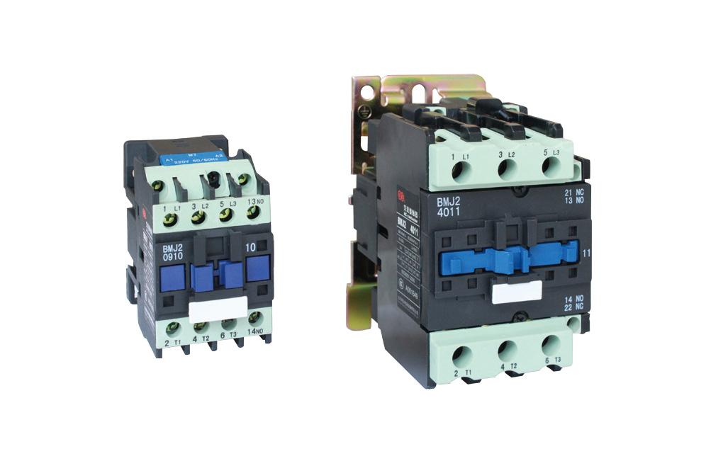 BMJ2 系列交流接触器