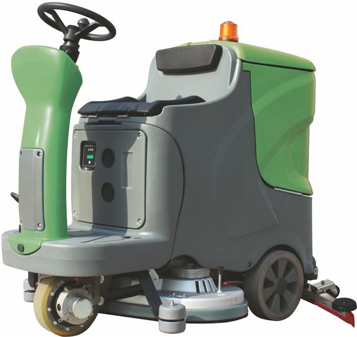 BC850D駕駛式洗地車