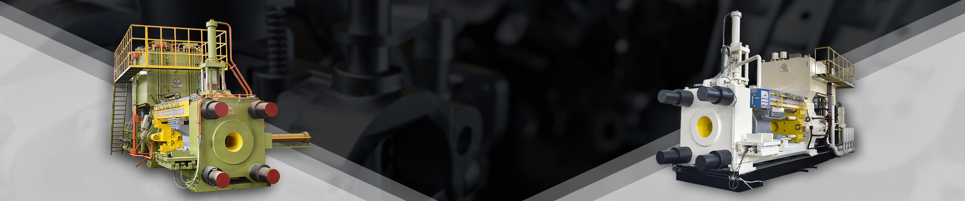 新焮科擠壓機