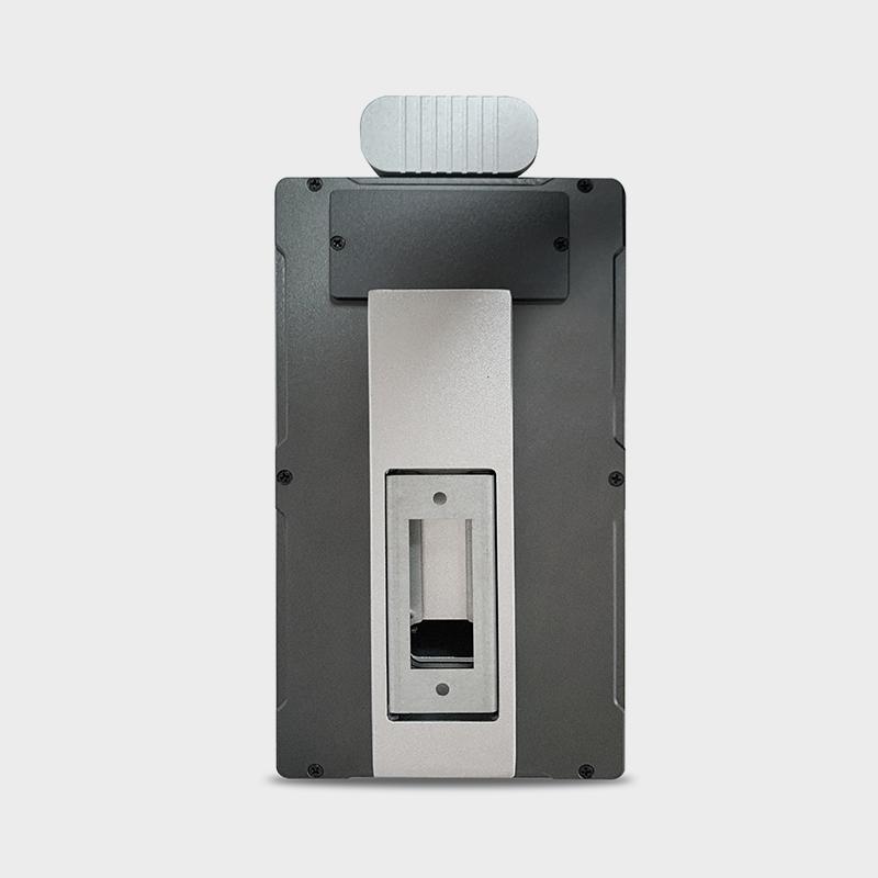 人臉測溫監控管理系統