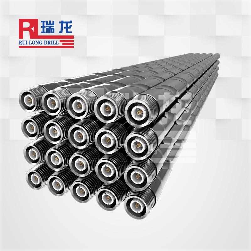 73*3m定向钻杆随钻测量中心通缆钻杆——瑞龙钻具可定制