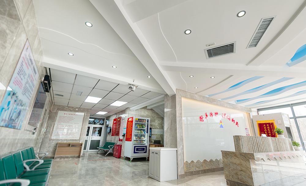 利民醫院一樓海洋廳