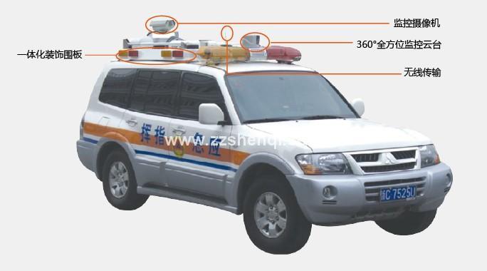 通信指揮車
