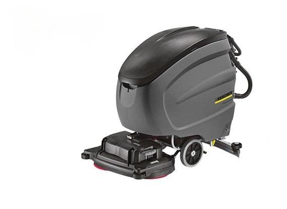 B80WBp自走式洗地吸干機 karcher凱馳