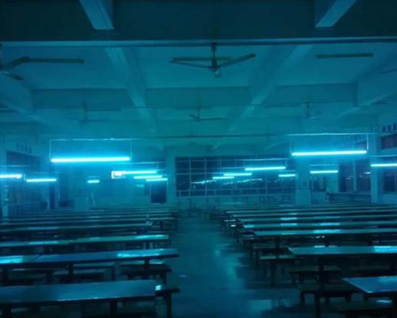 支架式消毒燈