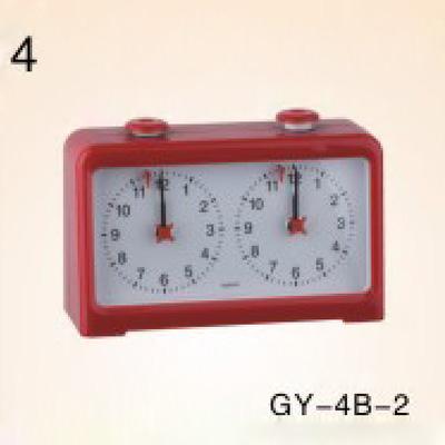 GY-4B-2石英式棋類比賽鐘