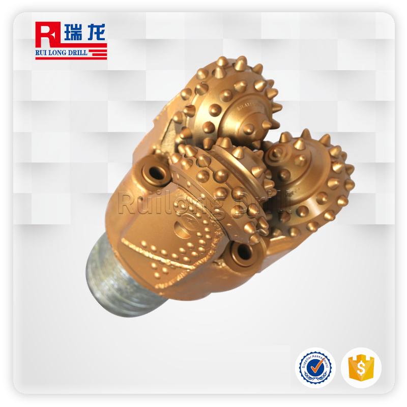 φ200-4 1-2REG(7 7-8 SGA545R)三牙轮钻头 瑞龙钻具