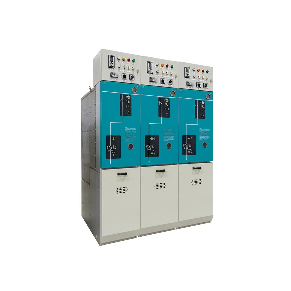 HXGT10-40.5气体绝缘金属封闭环网开关设备
