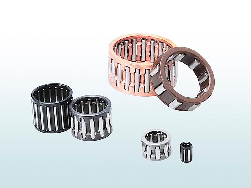 連桿支撐滾針和保持架組件