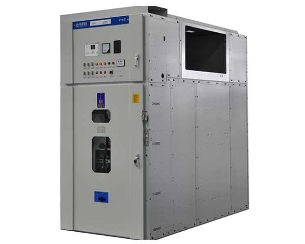 KYN61-40.5鎧裝移開式交流金屬封閉開關設備
