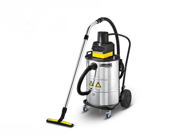 防靜電防爆干濕兩用工業吸塵器NT80/1 B1 MS karcher