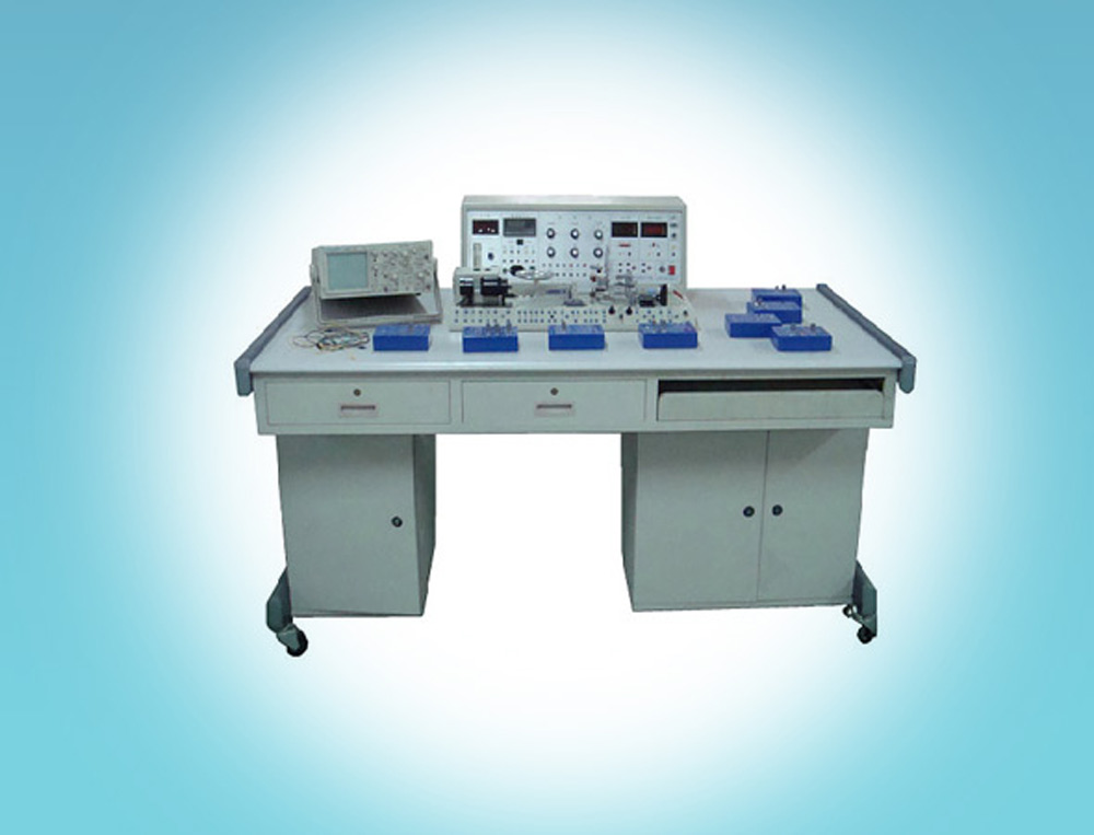 SET-2000E传感器与检测技术实验台