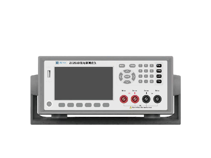 ZC2518电阻/温度扫描测试仪