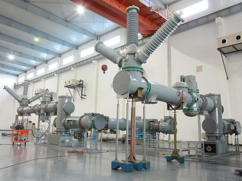 ZF41B-126T2500-40氣體絕緣金屬封閉開關設備