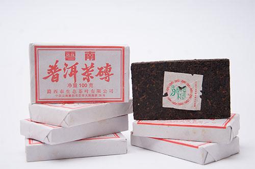 云宏宫廷小砖茶