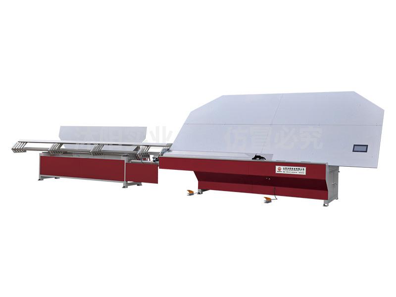 ZW-CNC全自動數控鋁框折彎機