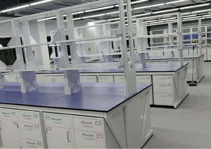 全钢结构实验室