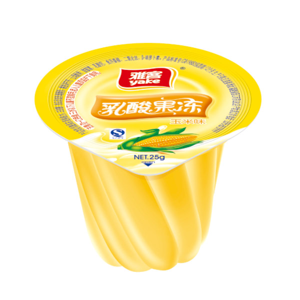 25g乳酸果冻玉米
