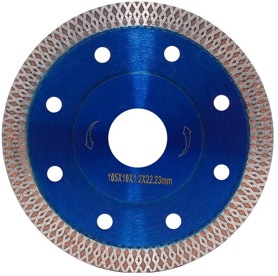 105mm Super Thin Diamond Tile Blade Porcelain Saw Blade for Cutting Porcelain Tile Granite Marbles