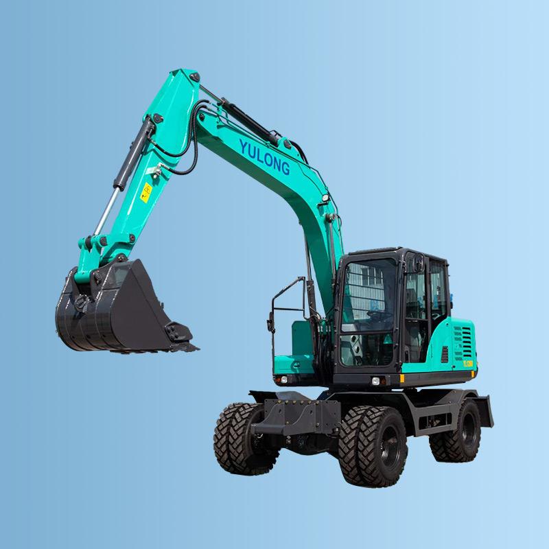 YL128W/YL138W轮式挖掘机
