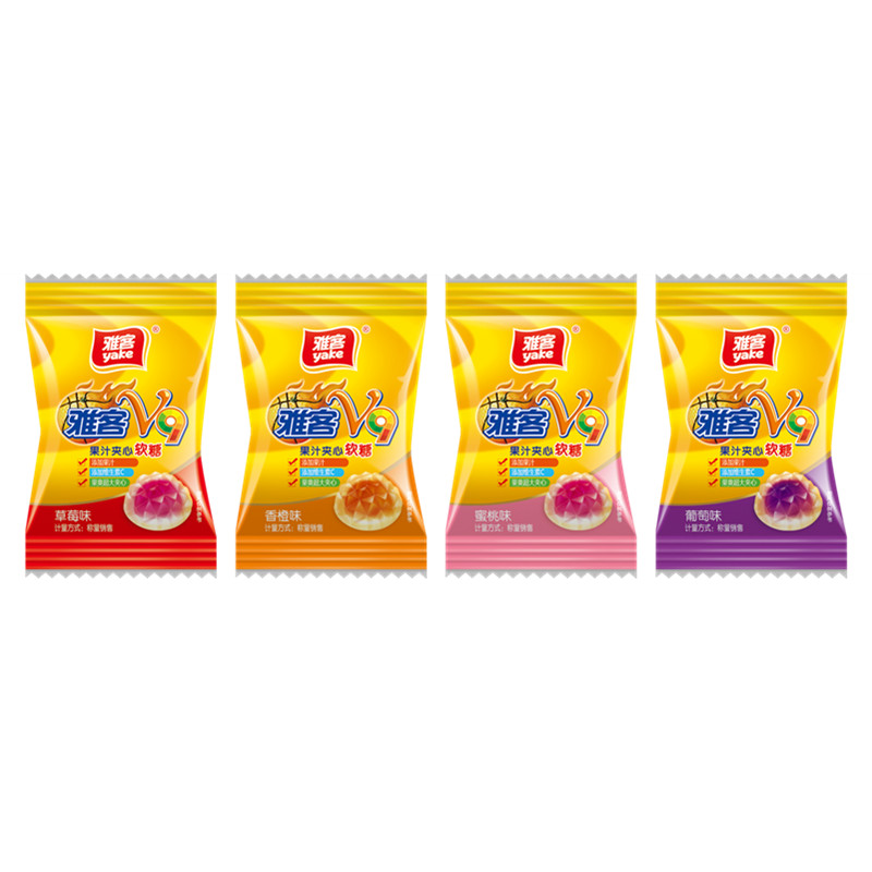 V9夾心果汁軟糖