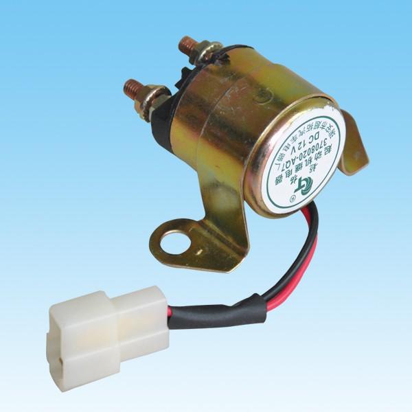 超拓3708020-AQ7起動機繼電器