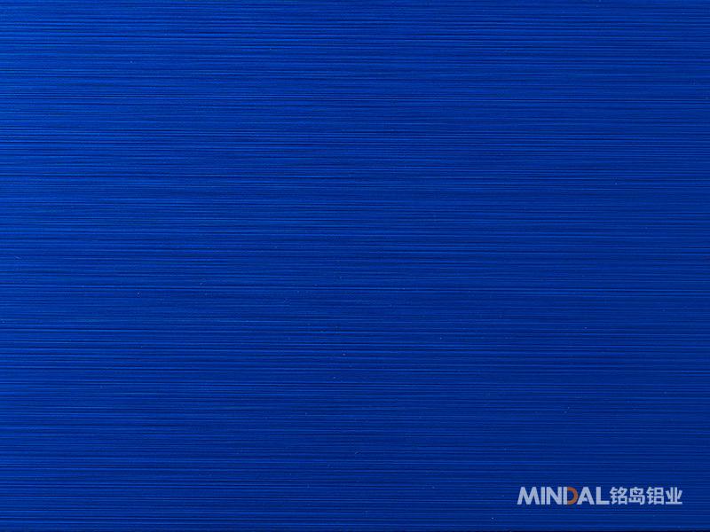 氧化蓝直拉丝