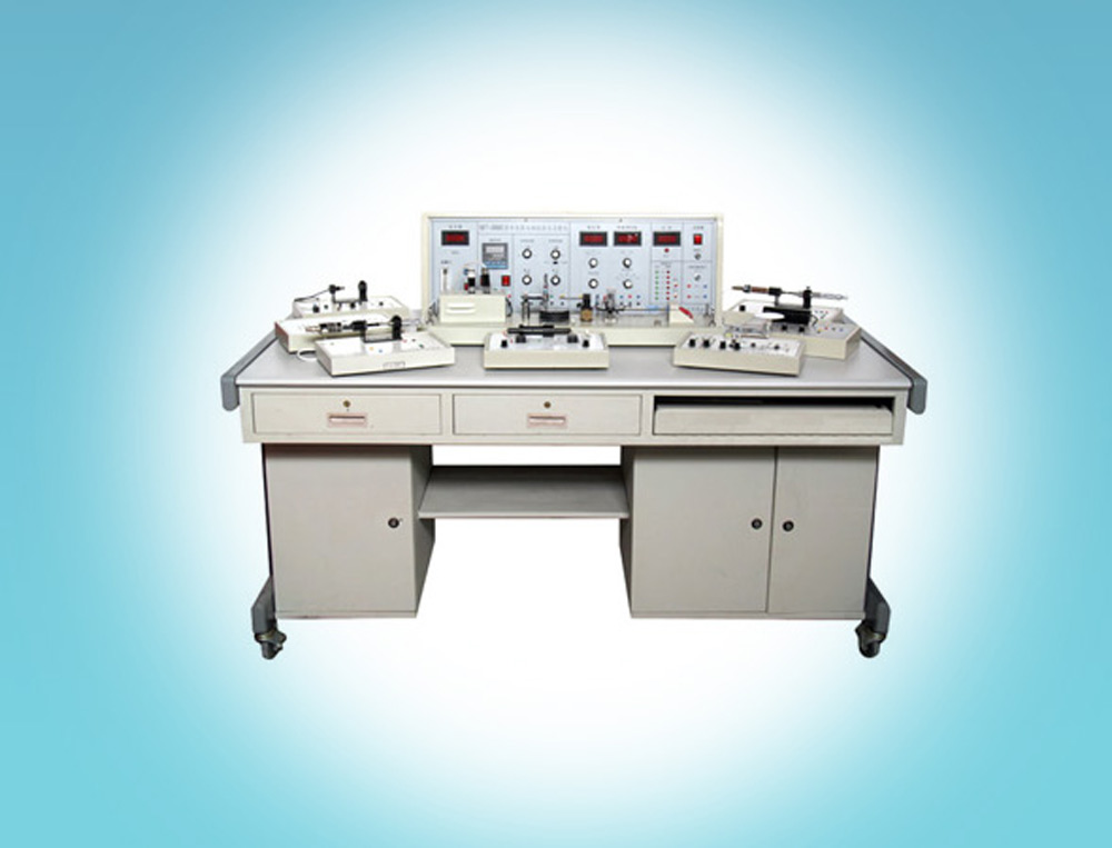 SET-2000C,D 传感器与检测技术试验台