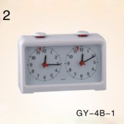 GY-4B-1石英式棋類比賽鐘