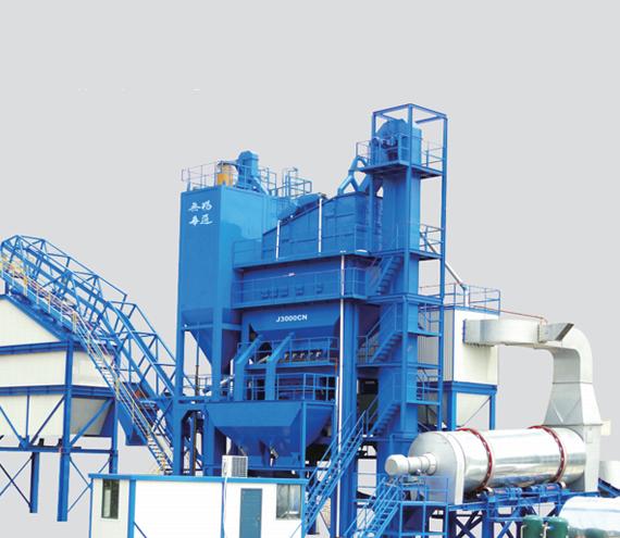 J4000沥青搅拌设备